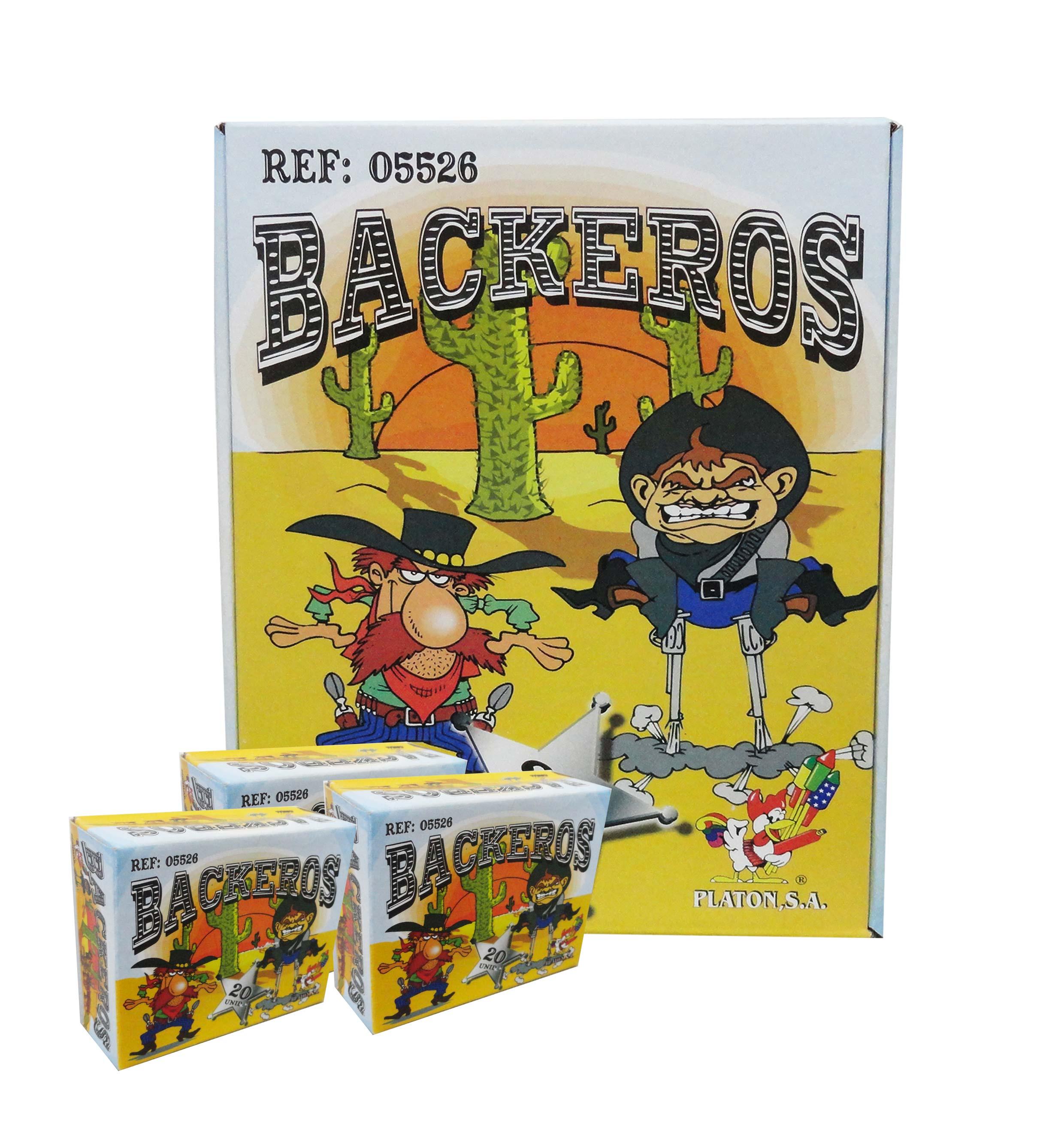 Mega Chaskis Backeros