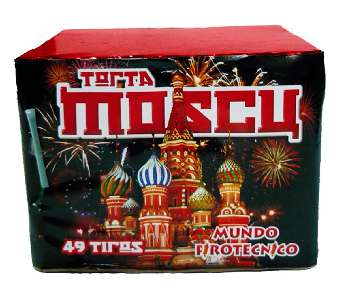 Torta Moscu 49 tiros