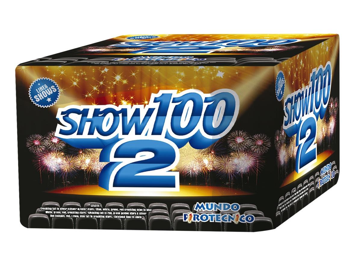 Show 100 Tiros - 2