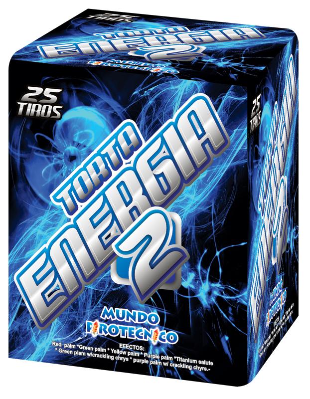 Promo Torta Energia 2 + Show 15 Años