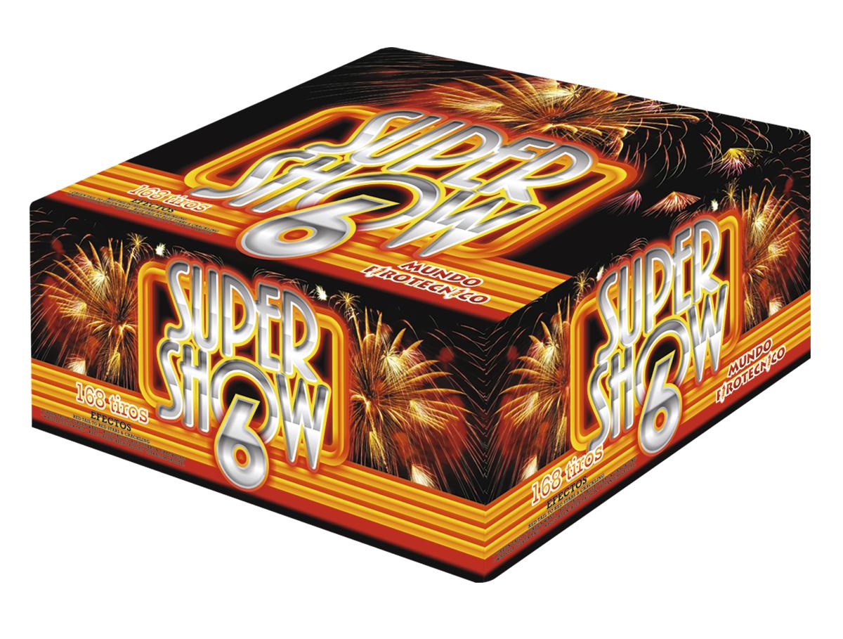 Super Show 6 - 168 Tiros