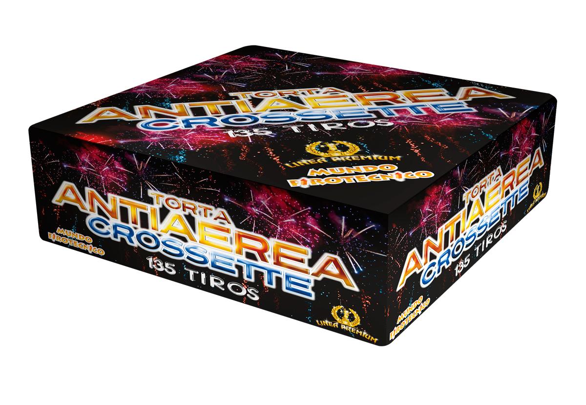 Torta Antiaerea Crossette 135 tiros